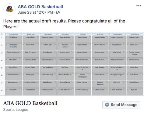 ABA facebook