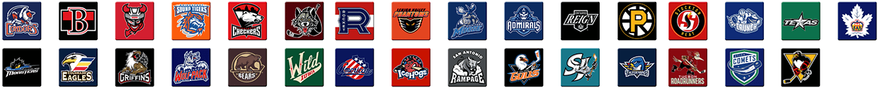 AHL Teams
