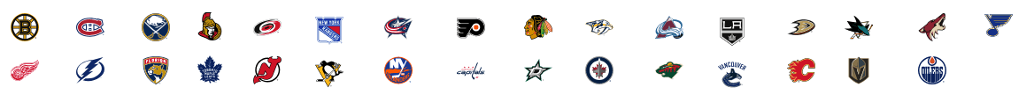 NHL Teams