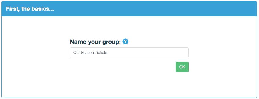 Start Group