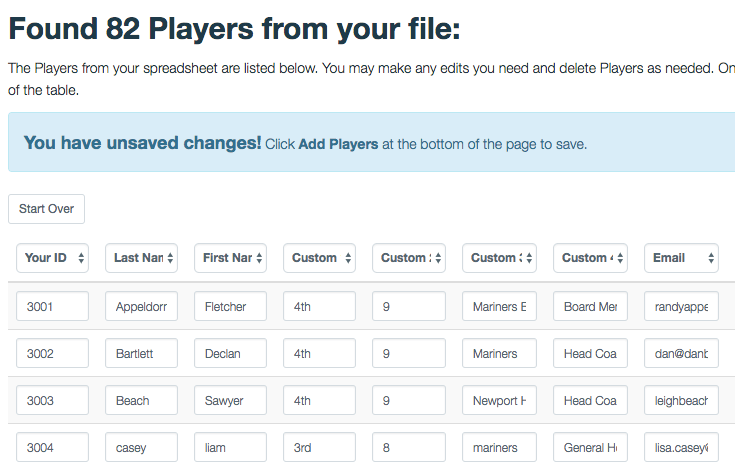 Draft Players for Gaming / Fantasy Leagues | OnlineDraft